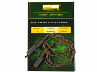 PB Products Silk Ray Hit & Run Leader 90cm