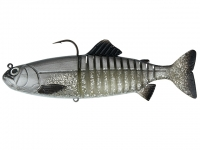Rage Replicant Jointed 23cm Silver Baitfish