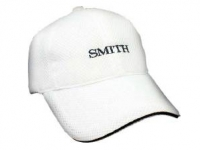 Smith Air Mesh Cap White