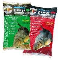 VDE Super Carp Groundbait Strawberry