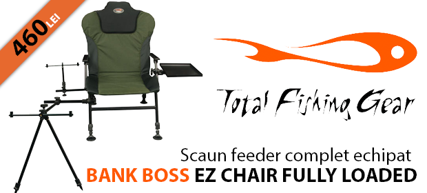 TF Gear EZ Chair Bank Boss