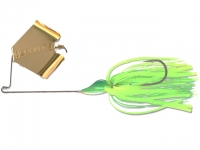 Colmic Spinnerbait Buzz Duck 14g Chartreuse/Lime