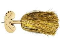 D.A.M Effzett Pike Rattlin #6 40g Gold