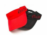 DUO Realis Sunvisor Red