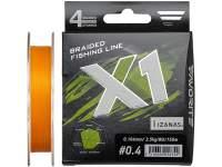 Fir textil Favorite X1 4X 150m Orange