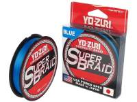 Fir textil Yo-Zuri Superbraid Blue 4x 137m