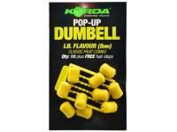 Korda Pop-up Dumbells 8mm