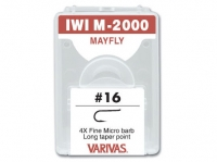 Carlige Varivas Fly Iwi M-2000 4X Fine
