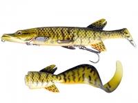 Swimbait Savage Gear 3D Hybrid Pike 17cm 45g 05 Muddy Pike