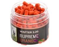 220 Baits Supreme 4mm Wafters Orange