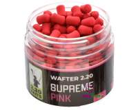 220 Baits Supreme 4mm Wafters Pink