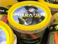 4 Predators Tackle Box