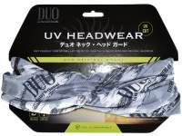 Bandana DUO UV Headwear Grey Camouflage