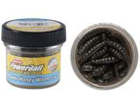 Berkley Powerbait Honey Worms 2.5cm Black
