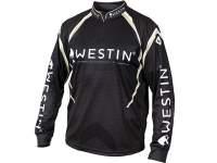 Bluza Westin Tournament Shirt Black and Grey