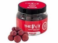 Boilies de carlig The One Red Frankfurter & Strawberry