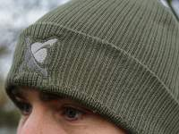 CC Moore Olive Green Beanie Hat