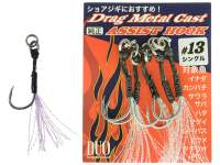 Carlige DUO Drag Metal Cast DC-SC Hooks