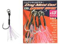 Carlige DUO Drag Metal Cast DC-SP Hooks