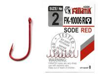 Fanatik FK-10006R Sode Red