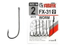 Carlige Fanatik FX-31 Worm