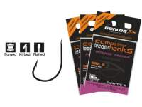 Genlog Competition Intense Feeder Hooks