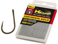 Carlige K-Karp Continental Boilie