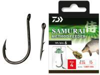 Carlige legate Daiwa Samurai Method Feeder Hooks