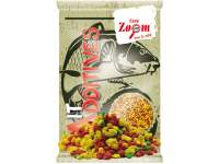 Carp Zoom Crumbs British Bread Red Yellow Green