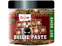 Carp Zoom pasta boilies Spice Bomb
