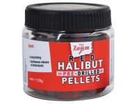 Carp Zoom Pre-Drilled Red Halibut Pellets