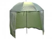 Carp Zoom umbrela cu parasolar