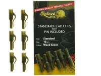 Clipsuri plumb pierdut Select Baits Standard Lead Clips