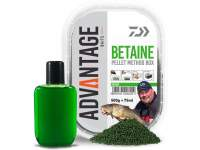 Daiwa Advantage Method Pellet Box Green Betain