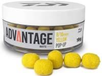 Daiwa Advantage Pop Up Hookbait Yellow