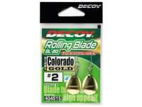 Decoy Rolling Blade BL-8G Colorado Gold