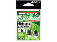 Decoy Rolling Blade BL-8S Colorado Sliver