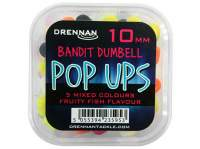 Drennan Bandit Dumbells Fruity Fish Pop-ups