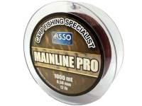 Fir Asso Mainline Pro 1000m Brown