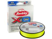 Fir Berkley X9 Braid Flame Yellow 300m
