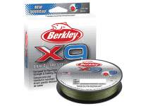 Fir Berkley X9 Braid Low-Vis Green 150m