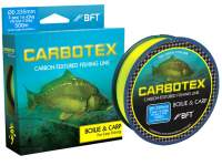 Fir Carbotex Boilie and Carp Matte Fluo Yellow