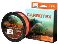 Fir Carbotex Feeder Orange 250m