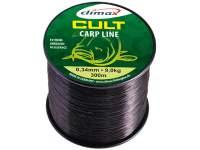 Climax Cult Carp Line 1000m Black