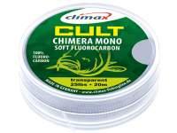 Fir Climax Cult Carp Chimera Mono Soft Fluorocarbon 20m Transparent