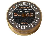 Fir Drennan Feeder and Method Mono 250m