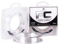 RTB FC FluoroCarbon Shockleader Clear 50m
