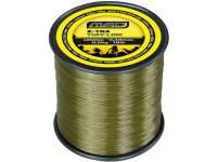 Fir MAD X-Tra Tuff Carp Line Olive Green 1400m