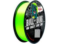 Fir monofilament Carp Zoom Bull-Dog 300m Fluo Green