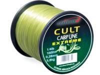 Climax Cult Carp Extreme 1000m Mat Yellow